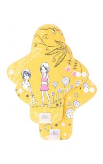 Ella's House Moon Pads MIDI, Stoffbinde 2er - LadiesOnTheBeach LIMITED EDITION